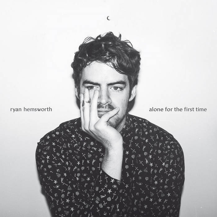 Alone For The First Time cover art