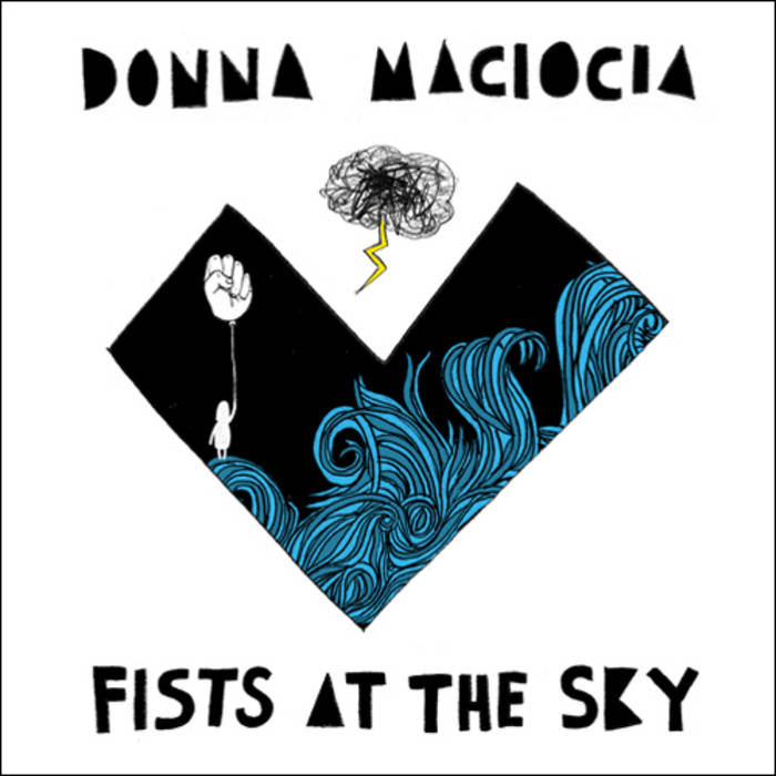 Fists At The Sky EP cover art
