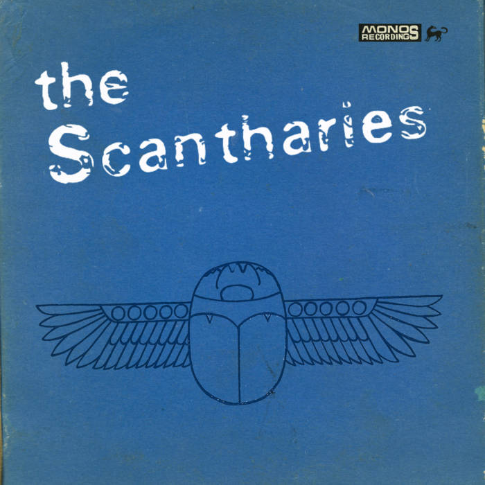 The Scantharies cover art