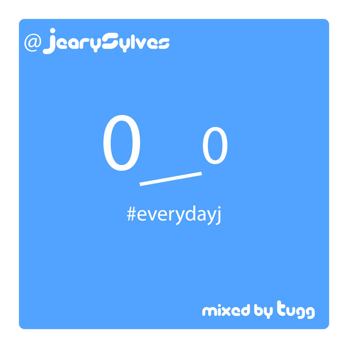 O_ o #Everydayj The EP cover art