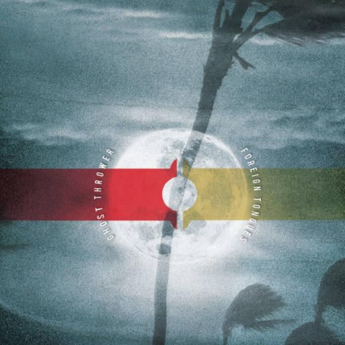 "7"" split w/ Ghost Thrower cover art"
