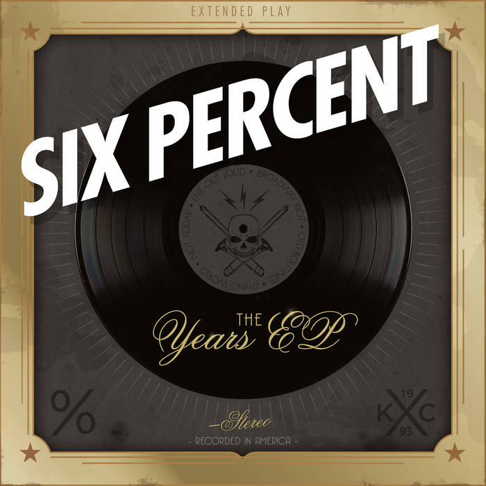 The Years EP cover art