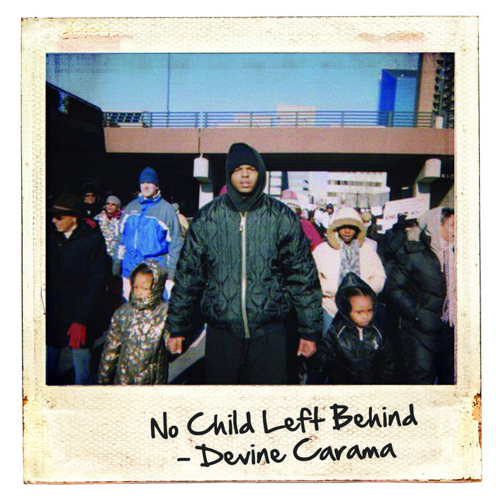 No Child Left Behind (Album) cover art