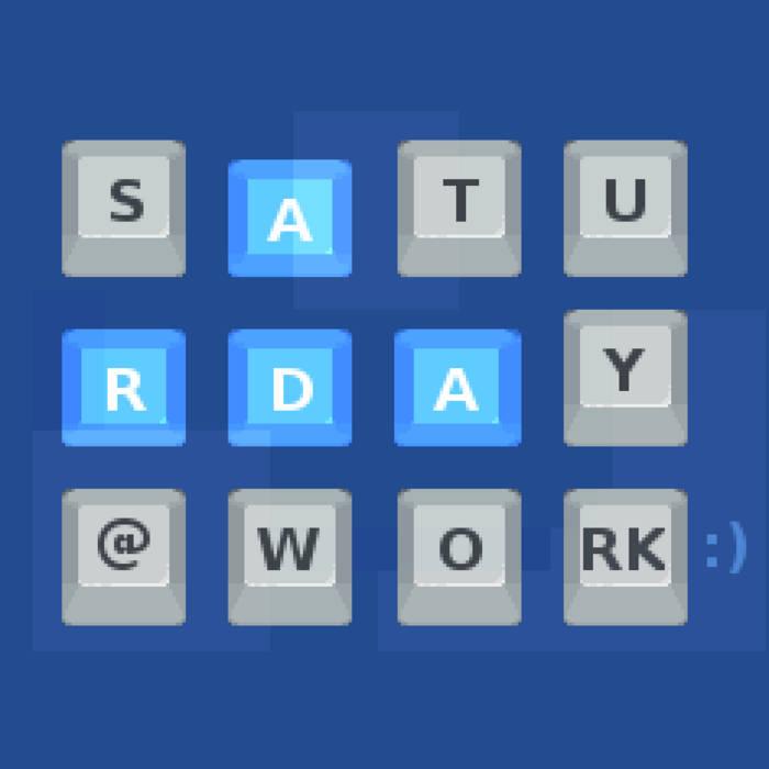 Saturday at Work cover art