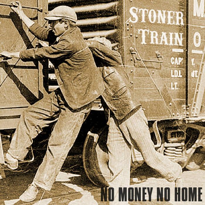 No Money, No Home cover art