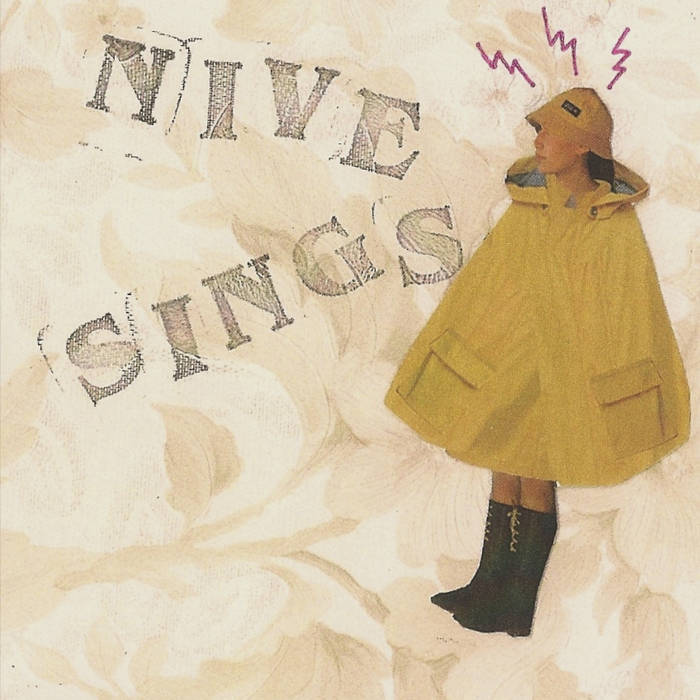 nive sings! cover art