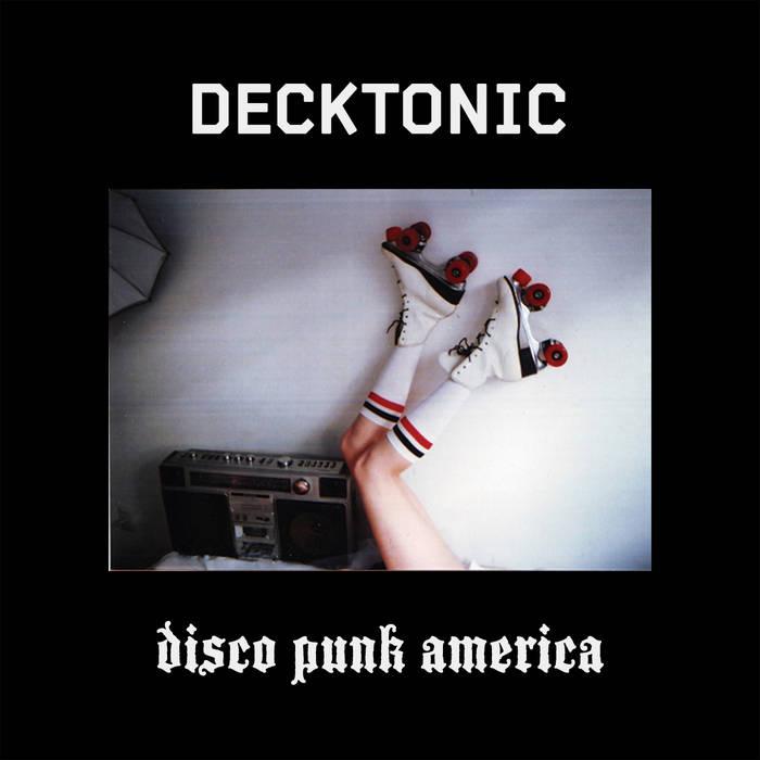 Disco Punk America cover art