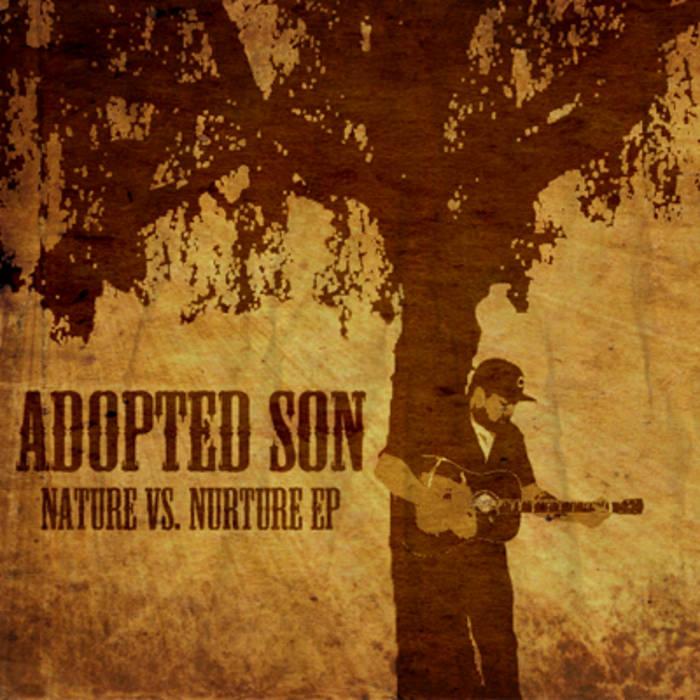 Nature VS. Nurture EP cover art