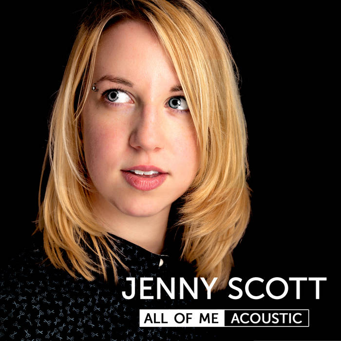 All Of Me acoustic cover art