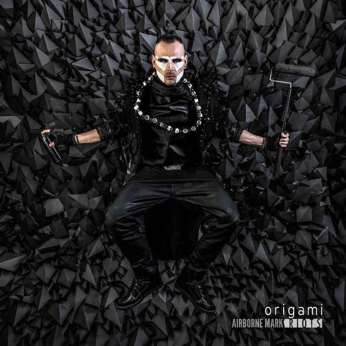 Origami Riots EP cover art