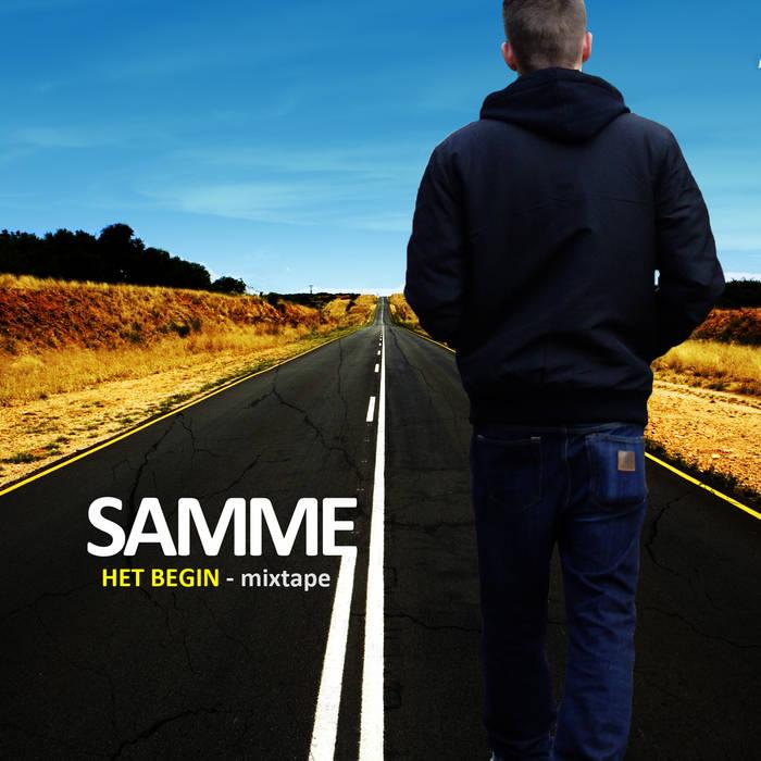 """Mixtape """"Het Begin"""" cover art"""