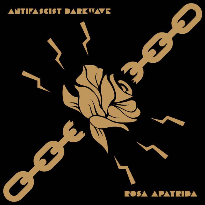 Antifascist Darkwave cover art