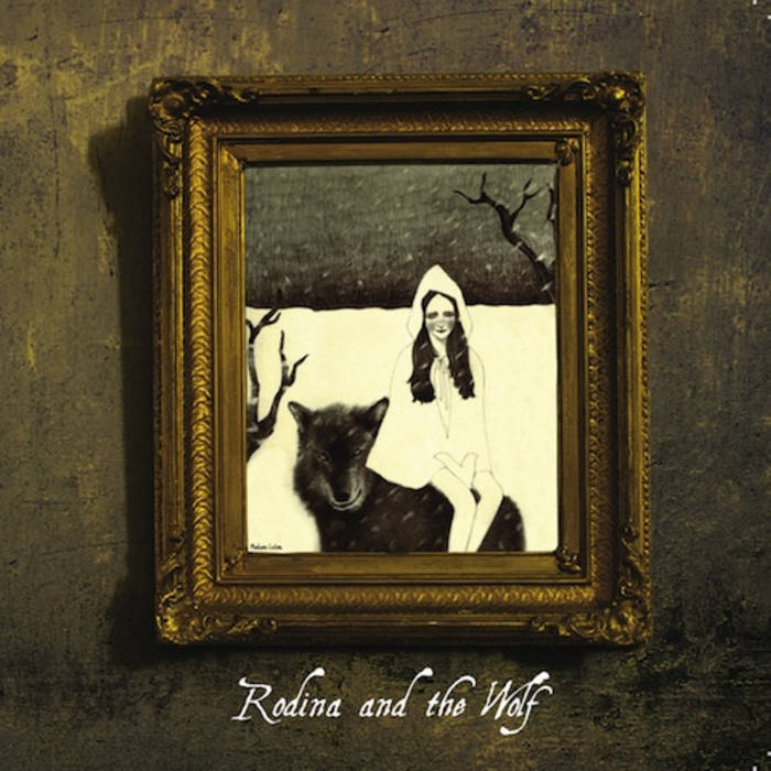 Rodina and the Wolf cover art