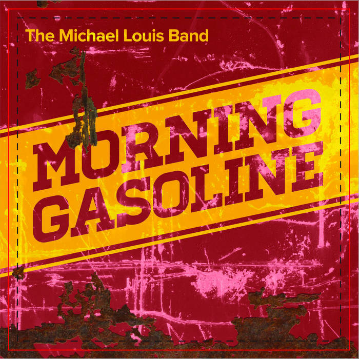 MORNING GASOLINE cover art