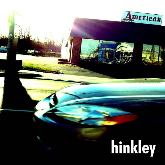 American EP cover art