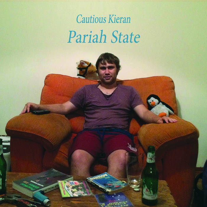 Pariah State cover art