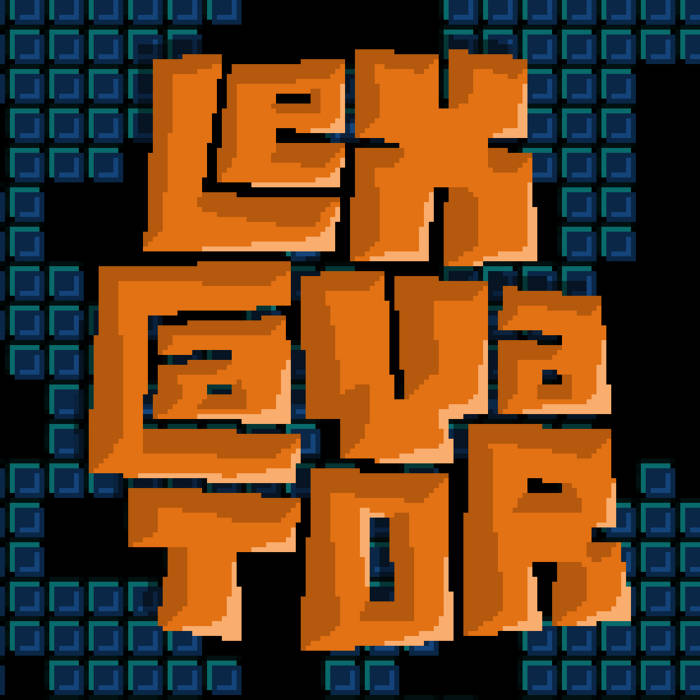 Lexcavator (soundtrack) cover art