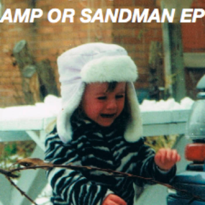 Amp or Sandman EP cover art