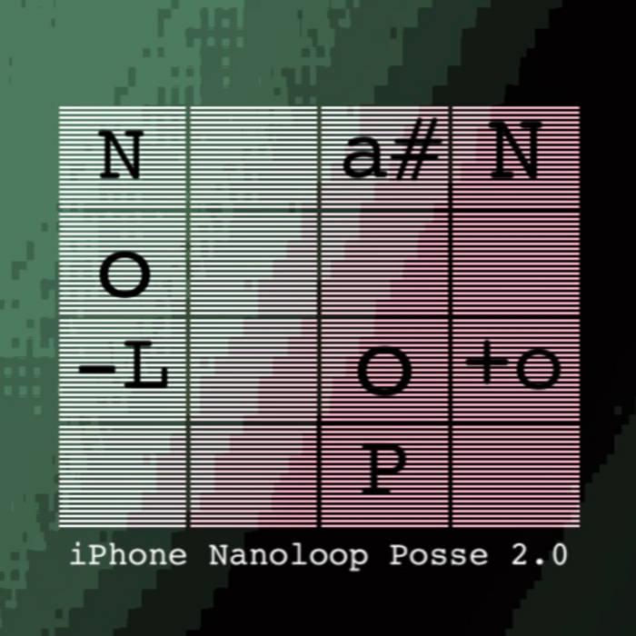 iPhone Nanoloop Posse Vol. 2 cover art