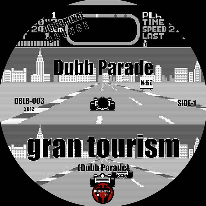 gran tourism(DBLB-003) cover art