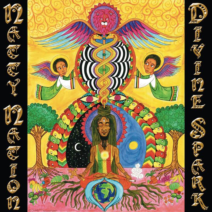 Divine Spark cover art