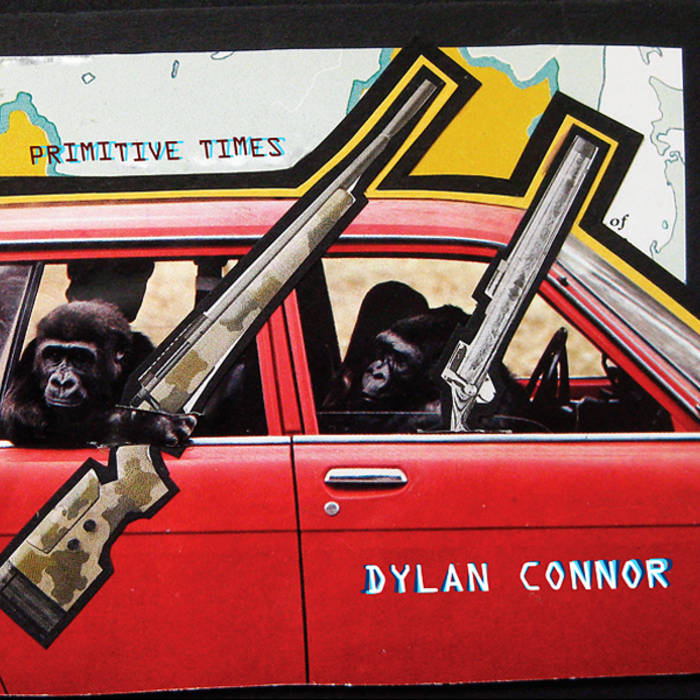 Primitive Times [Release Date: April 10, 2012] cover art