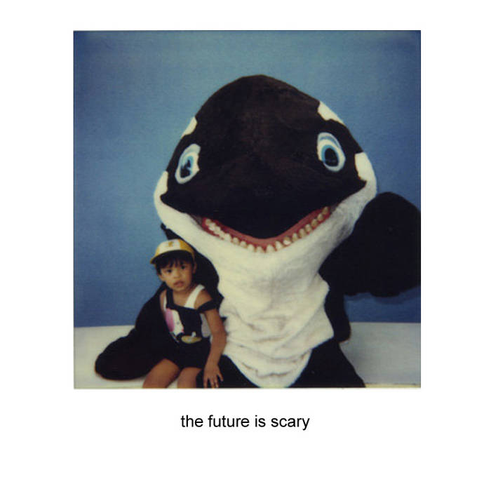 the future is scary cover art
