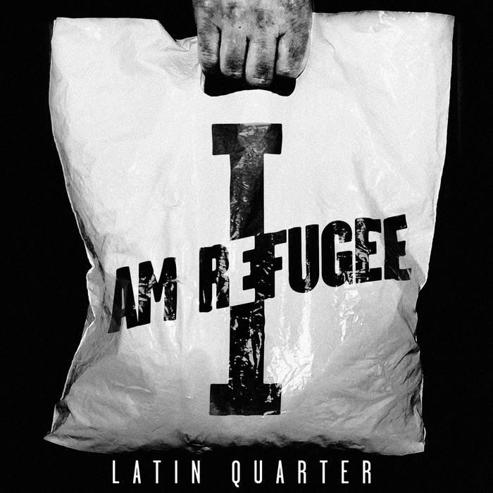 I Am Refugee cover art