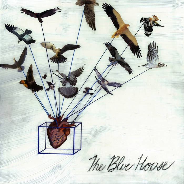 The Blue House cover art