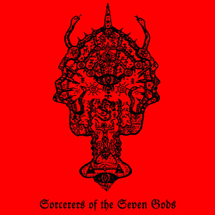 Sorcerers of the Seven Gods cover art