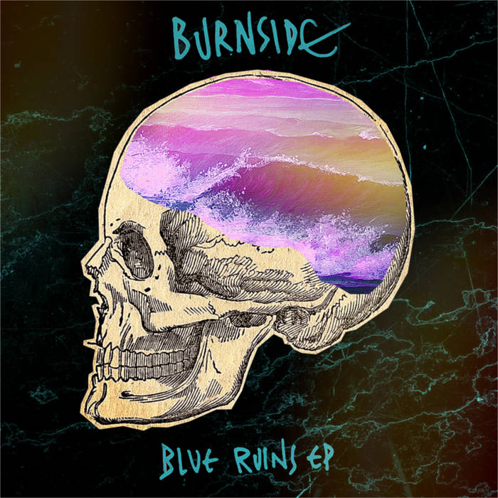 BLUE RUINS EP cover art