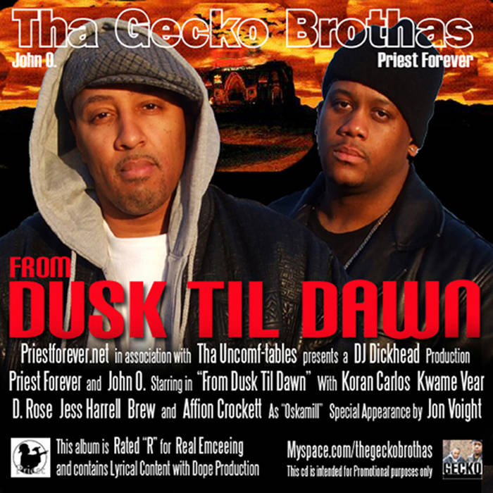 From Dusk Til Dawn cover art