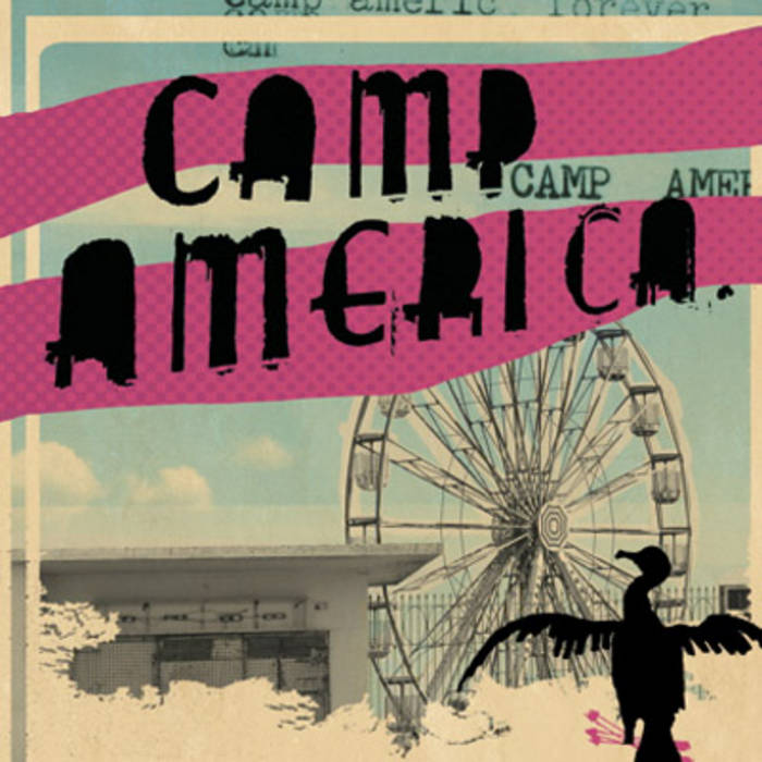 Camp America EP cover art