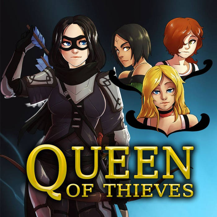 Queen Of Thieves partial soundtrack cover art