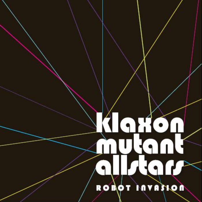 Robot Invasion cover art