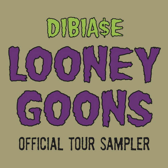 LOONEY GOONS Official Tour Sampler cover art