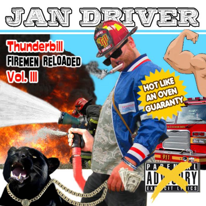 Thunderbill Vol.3 - Firemen reloaded cover art