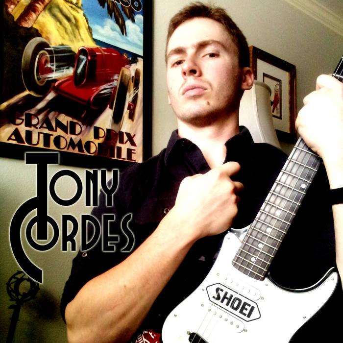 Tony Cordes EP cover art