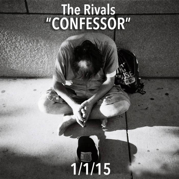 Confessor cover art