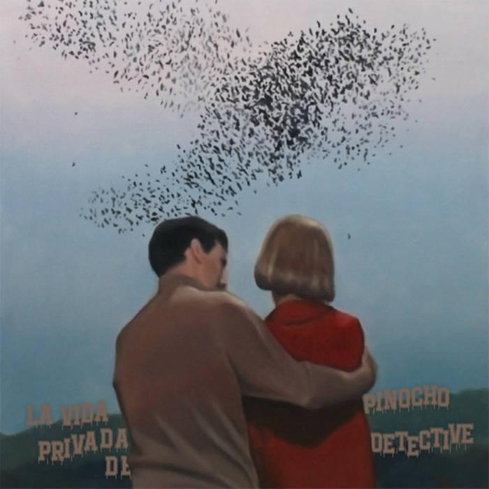 La vida privada de Pinocho Detective [LP] cover art