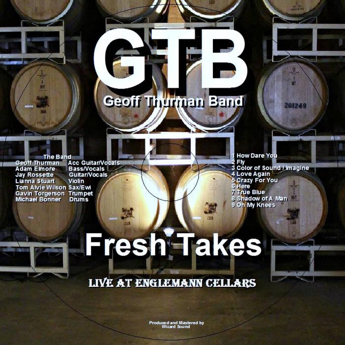 Fresh Takes LIVE at Engelmann Cellars cover art