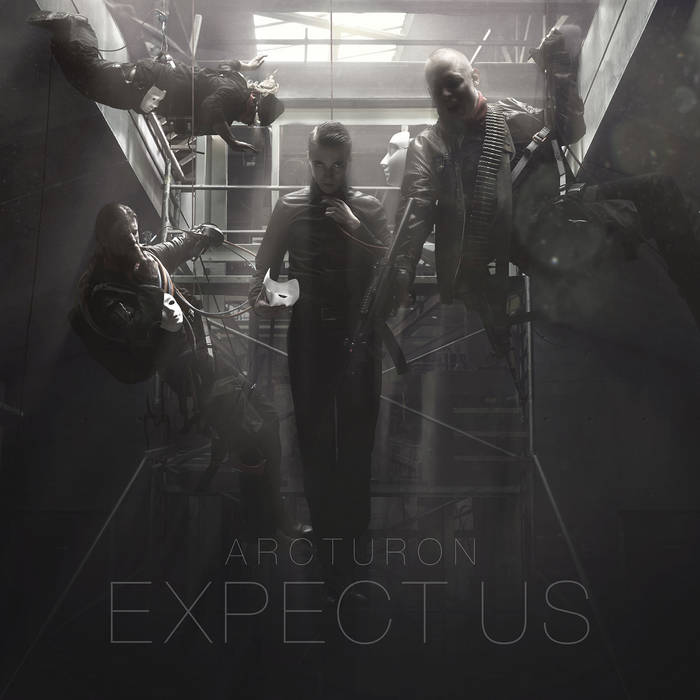Expect Us cover art