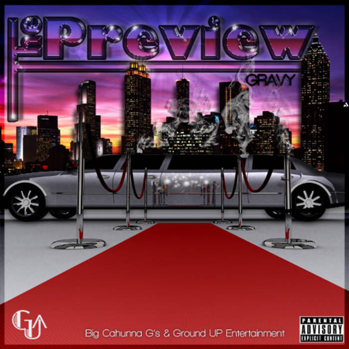 The Preview cover art