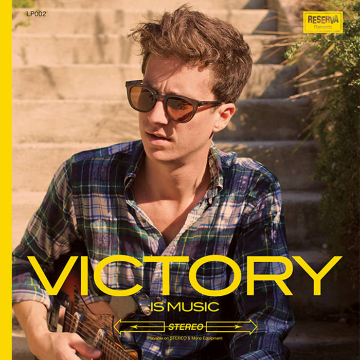 Victory Is Music cover art