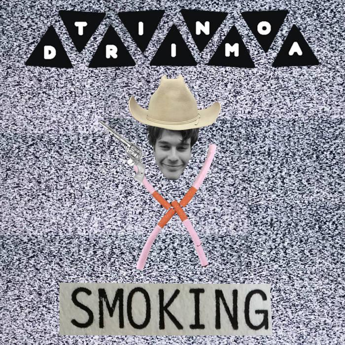 SMOKING (EP) cover art