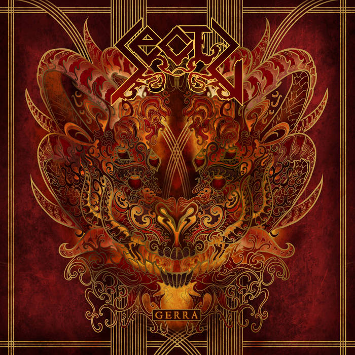 Gerra cover art