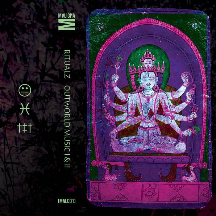 OUTWORLD MUSIC I & II [MALC01] cover art