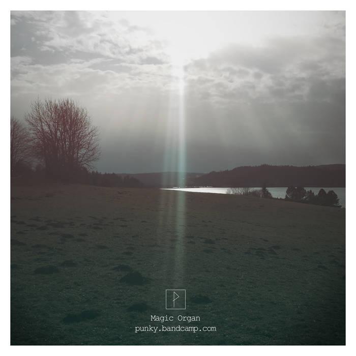 Magic Organ [single EP] cover art