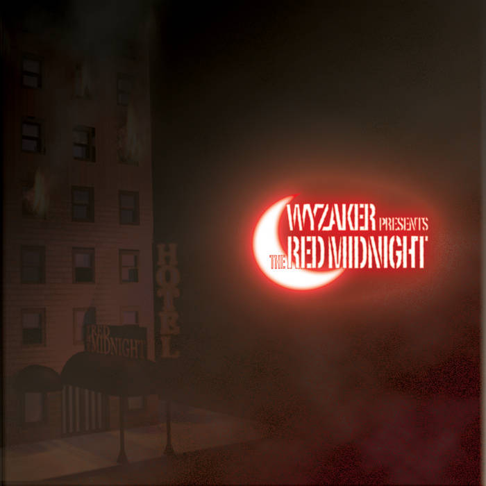 The Red Midnight cover art