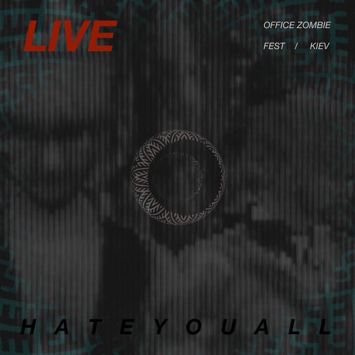 live / Office Zombie Fest / Kiev cover art